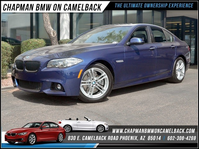 Used 2016 BMW 5-Series, $64245