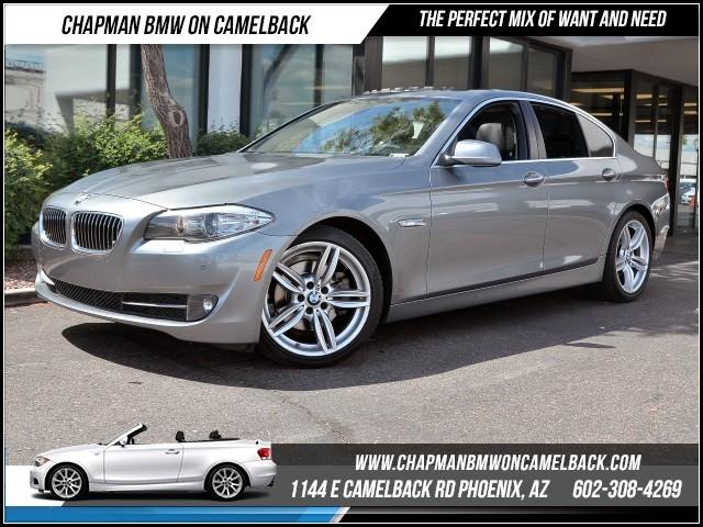 2011 BMW 5-Series 528i 68074 miles Premium Package Premium Package 2 Convenience Package Satel