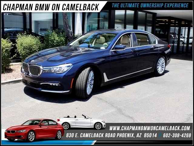 Used 2016 BMW 7-Series, $92795