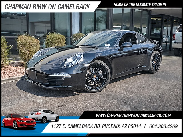 2013 Porsche 911 Carrera 22672 miles Phone hands free Wireless data link Bluetooth Cruise contr