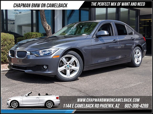 2013 BMW 3-Series Sdn 320i 45022 miles Phone hands free Satellite communications BMW Assist Wir