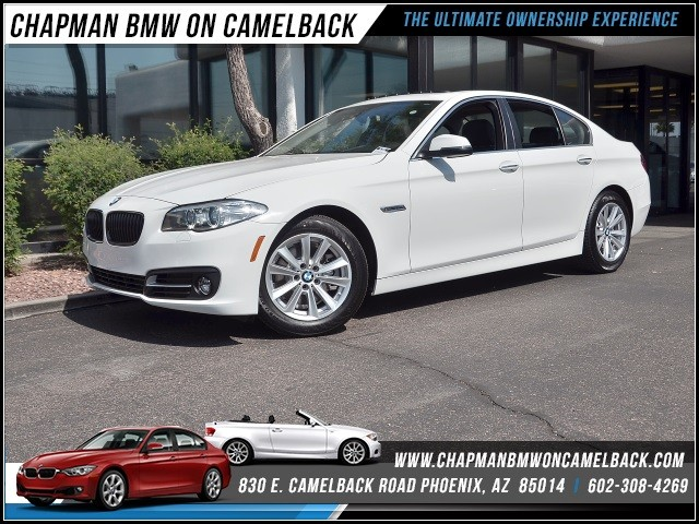Used 2016 BMW 5-Series, $51935