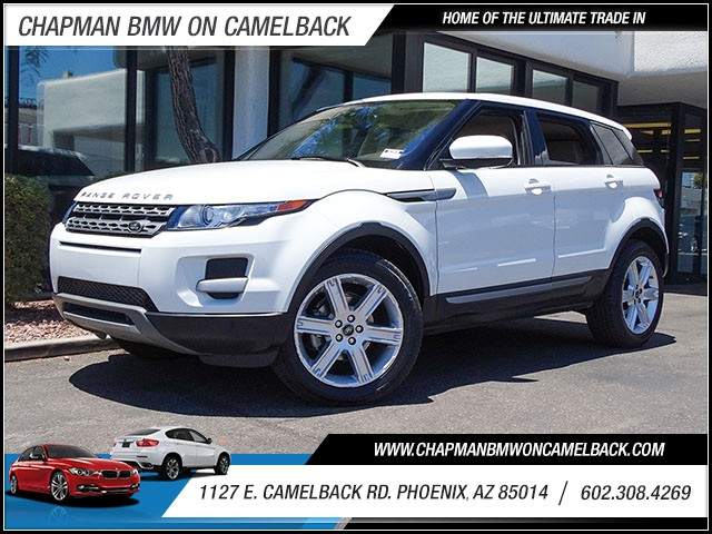 2013 Land Rover Range Rover Evoque Pure 34943 miles Wireless data link Bluetooth Cruise control