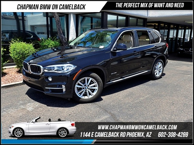2014 BMW X5 sDrive35i 31531 miles Premium Package Heated front seats Rear view camera Satellit