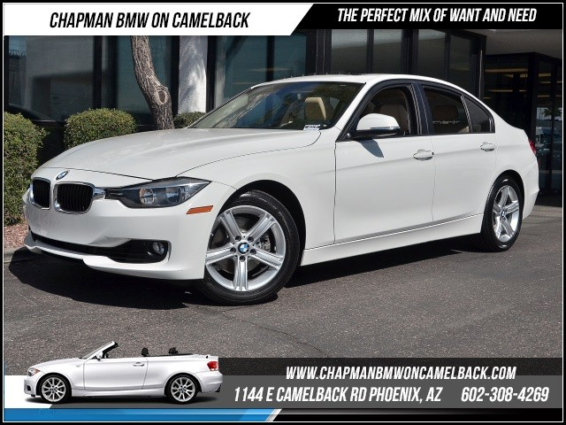 2013 BMW 3-Series 328i Premium Pkg Technology Pkg 18067 miles Premium Package Technology Package