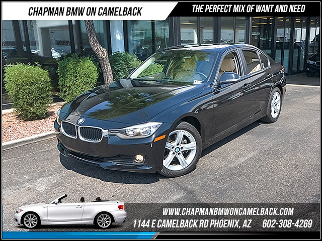 2014 BMW 3-Series Sdn 320i xDrive 27371 miles 1144 E Camelback Rd 6023852286 Certified Pre