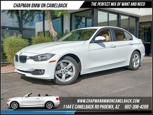 2015 BMW 3-Series 320i xDrive 13190 miles Satellite communications BMW Assist Wireless data link