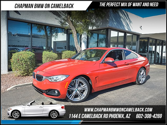 2016 BMW 4-Series 428i PremSportDriver Assist Pk 4288 miles 6023852286 12th St and Camelbac
