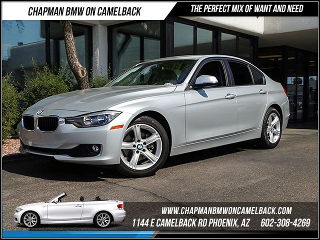 2013 BMW 3-Series Sdn 320i 31525 miles 1144 E Camelback Rd 6023852286Drive for a cure Even