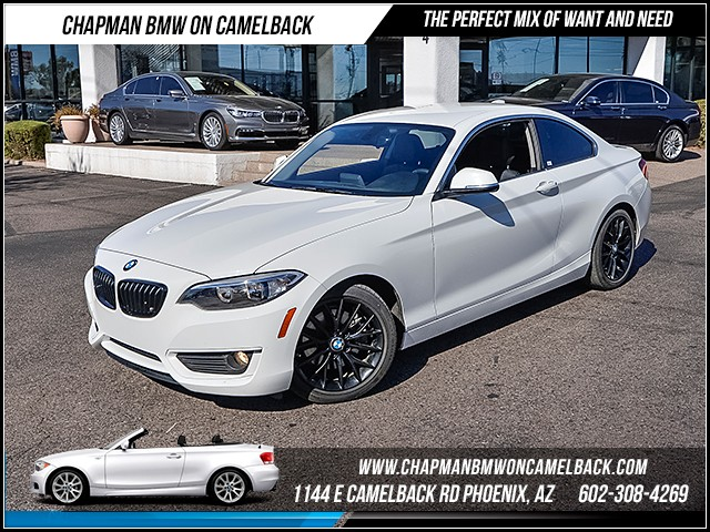 2014 BMW 2-Series 228i 29186 miles Certified Year End Sales Event Exclusively at 1144 E Camelbac