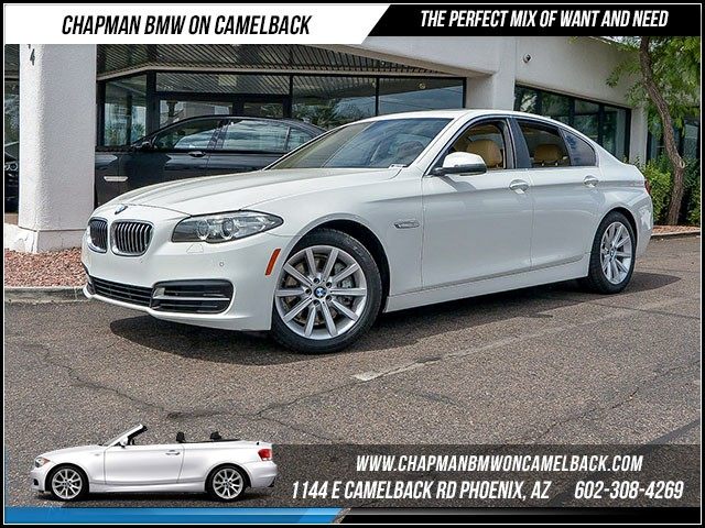2014 BMW 5-Series 535d 45065 miles Premium Package Driver Assistance Package Real time traffic