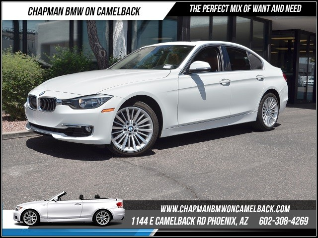 2012 BMW 3-Series Sdn 328i 30138 miles Luxury Line Premium Package Technology Package Heated f