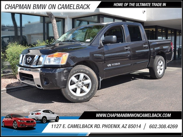 2010 Nissan Titan SE Crew Cab 67244 miles 602 385-2286 1127 E Camelback HOME OF THE ULTIMATE