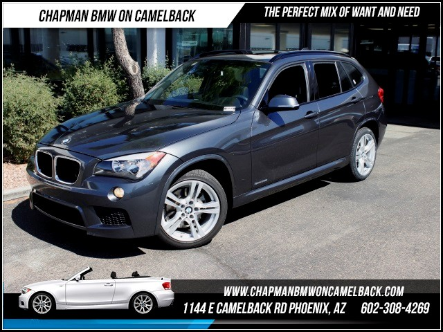 2014 BMW X1 sDrive28i M Sport Pkg 31009 miles M Sport Package Satellite communications BMW Assis
