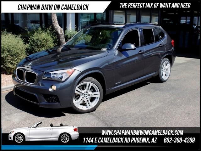2014 BMW X1 sDrive28i M Sport Pkg 31009 miles 1144 E Camelback Rd 6023852286Drive for a cu