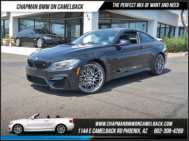 2017 BMW M4 Exec M Comp Driver Assist Plus N 5171 miles 6023852286 - 12th St and Camelback Cha
