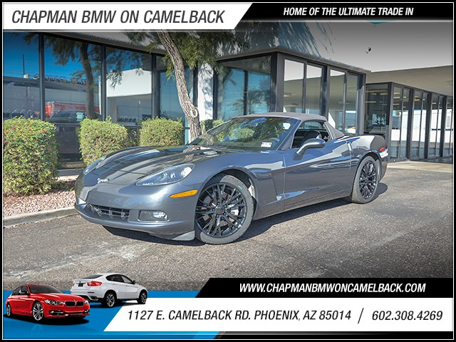 2010 Chevrolet Corvette 48313 miles 3Lt Head Up Display Wireless data link Bluetooth Satellite