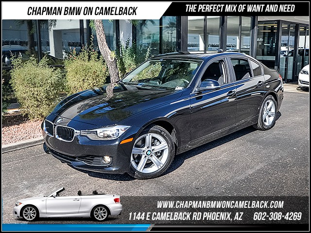 2014 BMW 3-Series Sdn 328i 23921 miles 1144 E Camelback Rd 6023852286 Certified Pre Owned