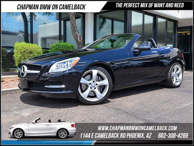 2012 Mercedes SLK SLK350 12967 miles Wireless data link Bluetooth Cruise control Anti-theft sys