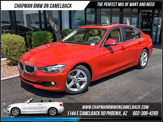 2013 BMW 3-Series Sdn 328i 22901 miles Wireless data link Bluetooth Phone hands free Satellite