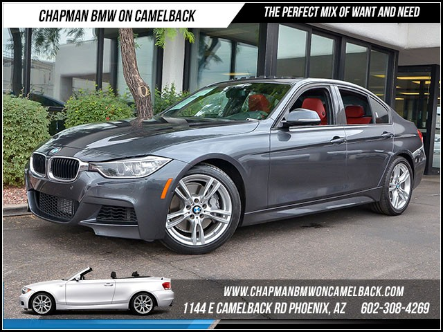2013 BMW 3-Series Sdn