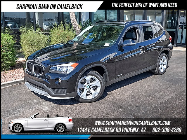 2015 BMW X1 sDrive28i 15344 miles Certified Black Friday Sales Event Exclusively at 1144 E Camel
