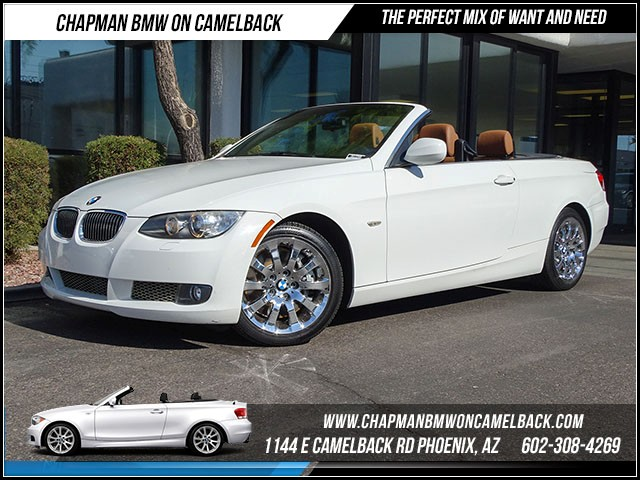 2010 BMW 3-Series Conv 335i 66979 miles Premium Package Cruise control Park Distance Control A