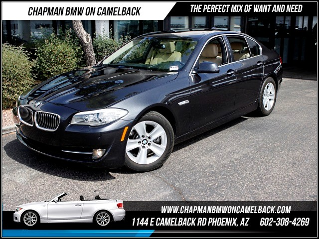 2013 BMW 5-Series 528i 28861 miles 1144 E Camelback Rd 6023852286Drive for a cure Event on