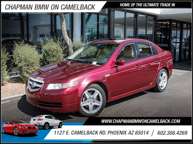 2006 Acura TL wNavi 115274 miles 60238522861127 E Camelback Rd Chapman Value center on Cam