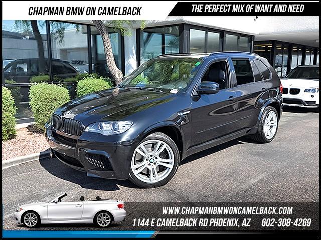 2011 BMW X5 M Nav Prem Sound 43916 miles 1144 E Camelback Rd 6023852286Drive for a cure Ev