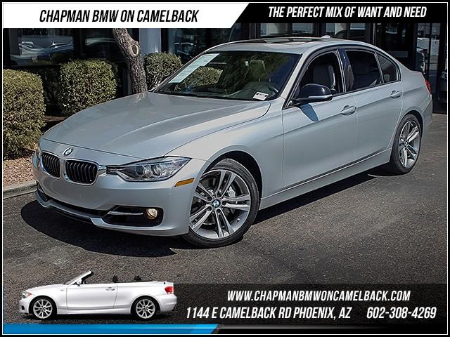 2013 BMW 3-Series Sdn 335i Sport Line Prem Pkg Nav 60506 miles 1144 E Camelback Rd 602385228