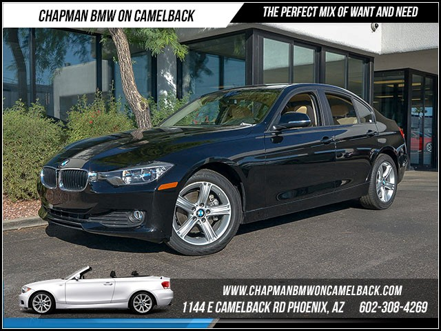 2015 BMW 3-Series Sdn 320i xDrive 11185 miles Satellite communications BMW Assist Wireless data