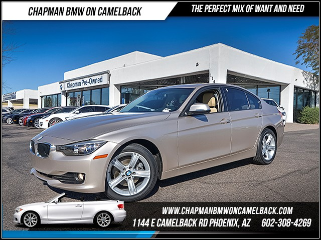2013 BMW 3-Series Sdn 320i 45295 miles Phone hands free Wireless data link Bluetooth Cruise con
