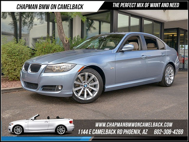 2011 BMW 3-Series Sdn 328i 62958 miles Premium Package Cruise control 2-stage unlocking doors