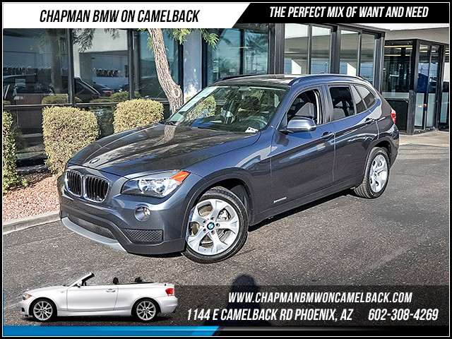 2014 BMW X1 sDrive28i 23312 miles Certified Black Friday Sales Event Exclusively at 1144 E Camel