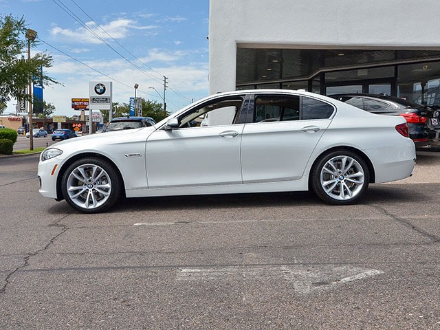 2016 Bmw 535i Sedan For Sale Stock 161397 Chapman Bmw On Camelback