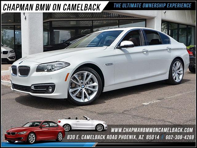 2016 Bmw 535i Sedan For Sale Stock 161397 Chapman Bmw On Camelback
