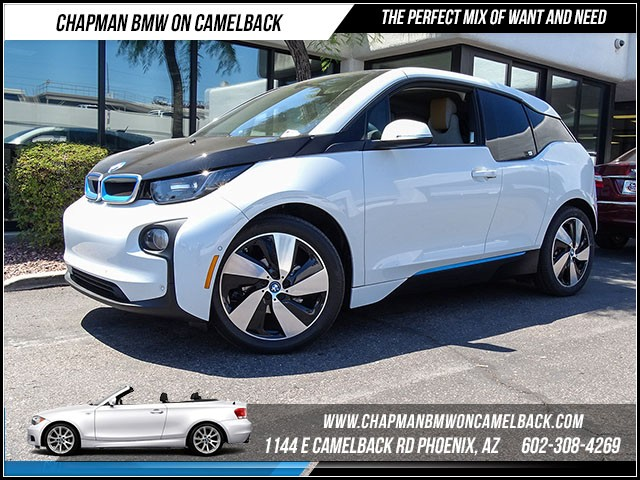 2014 BMW i3 28970 miles Giga World Park Assistant Package Phone hands free Wireless data link