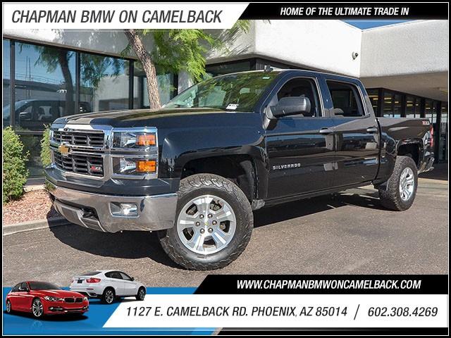 2014 Chevrolet Silverado 1500 LT Crew Cab 51913 miles 6023852286 1127 E Camelback Rd Chapma