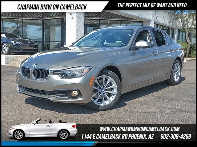 2016 BMW 3-Series Sdn 320i 11464 miles 6023852286 - 12th St and Camelback Chapman BMW on Camel