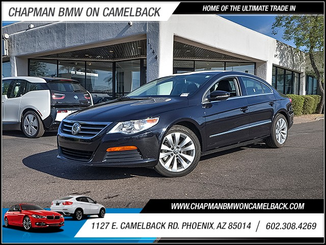 2012 Volkswagen CC Sport 61740 miles Phone hands free Wireless data link Bluetooth Cruise contr