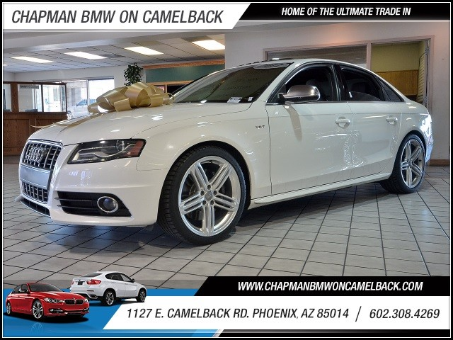 2012 Audi S4 30T quattro Prem Plus 48885 miles 602 385-2286 1127 E Camelback HOME OF THE UL