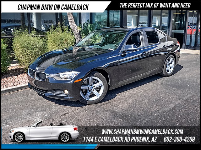 2014 BMW 3-Series Sdn 320i 42399 miles Certified Black Friday Sales Event Exclusively at 1144 E