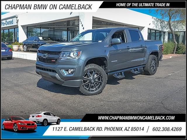 2016 Chevrolet Colorado Z71 Crew Cab 12961 miles 6023852286 1127 E Camelback Rd Chapman Valu