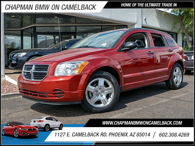 2007 Dodge Caliber SXT 65528 miles Anti-theft system engine immobilizer Power door locks Steer