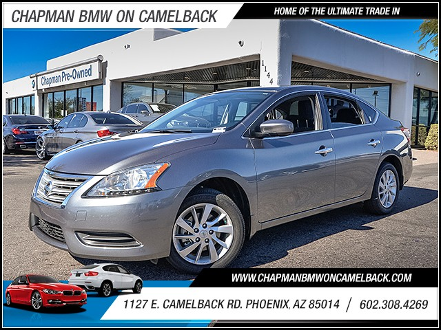 2015 Nissan Sentra SV 23268 miles PRE-OWNED YEAR END SALE Now through the end of December Chap