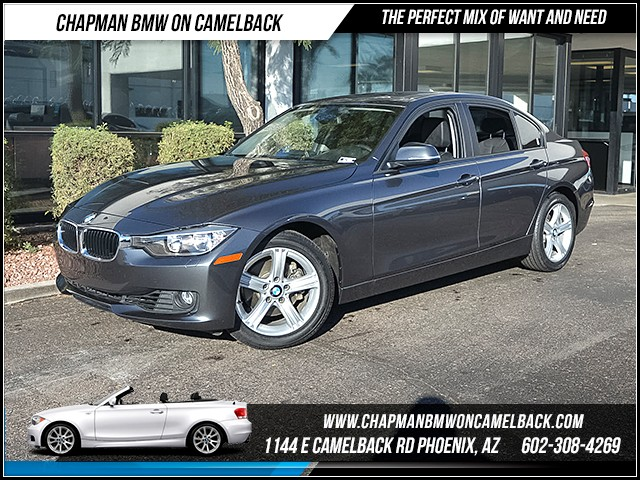 2013 BMW 3-Series Sdn 328i 35246 miles Premium Package Cold Weather Package Satellite communica