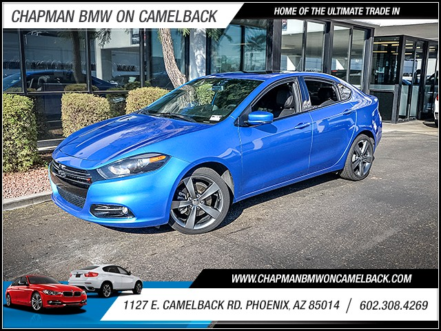 2015 Dodge Dart GT 22000 miles PRE-OWNED YEAR END SALE Now through the end of December Chapman