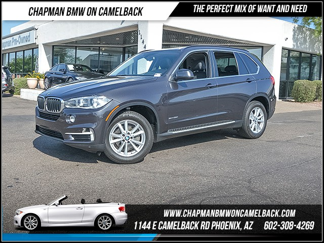 2015 BMW X5 sDrive35i 24935 miles Premium Package Driving Assistance Package Harman Kardon surr