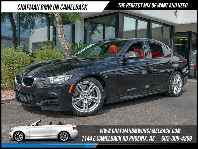 2013 BMW 3-Series Sdn 328i 35675 miles M Sport Premium Package Technology Package Wireless dat